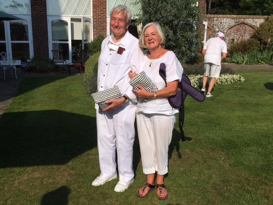 C:\Users\Brian\Documents\My Documents\Dad\Croquet Club\Chairman Newsletter\August 2019\Horsted 2019 Winners Sally and Alan.jpg