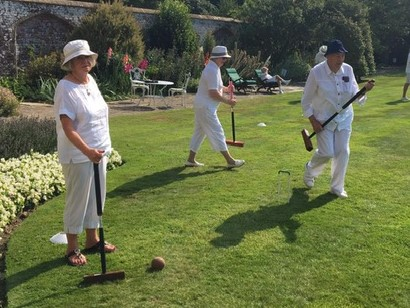C:\Users\Brian\Documents\My Documents\Dad\Croquet Club\Chairman Newsletter\July 2019\Alan and Sally on course for their victory.jpg